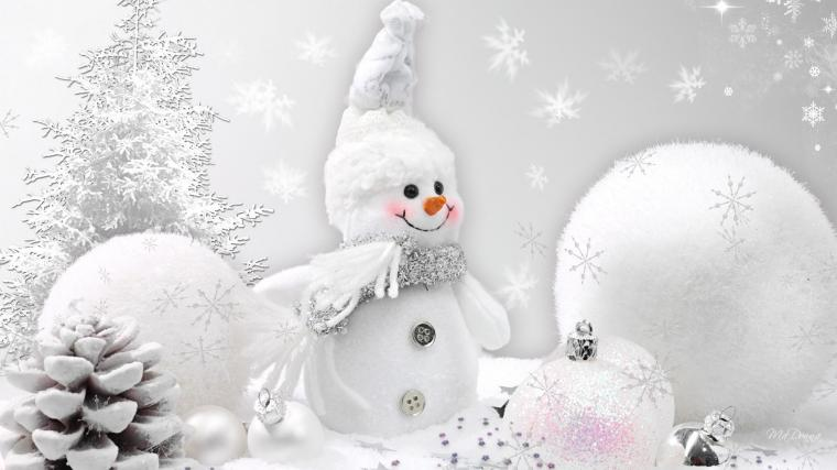 Snowman HD Backgrounds