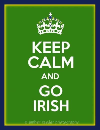 Notre Dame Fighting Irish Wallpaper The notre dame fighting irish