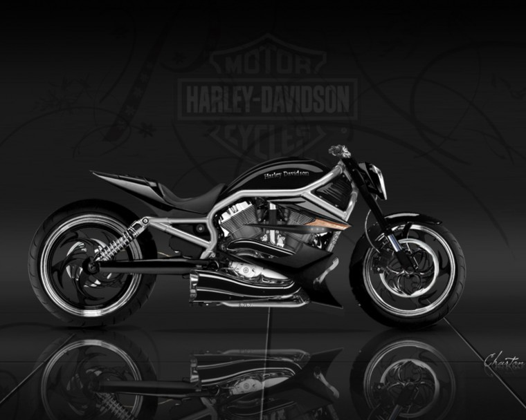 Harley Davidson Motorcycles Wallpapers Risen Sources