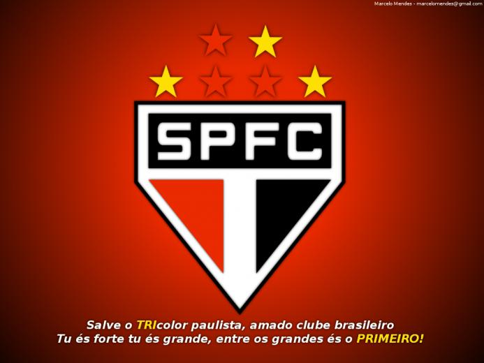 FootBalls Lovers Sao Paulo FC Wallpaper 2011