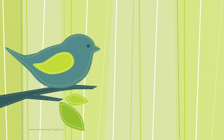 Bird Wallpaper Designs August wallpapers