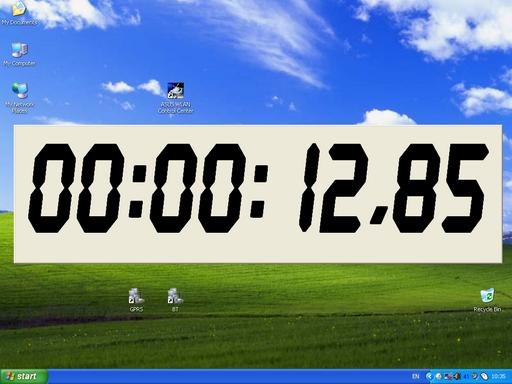 countdown timer and stopwatch program Simplest Features alarms