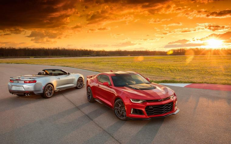 2017 Camaro Zl1 Wallpapers
