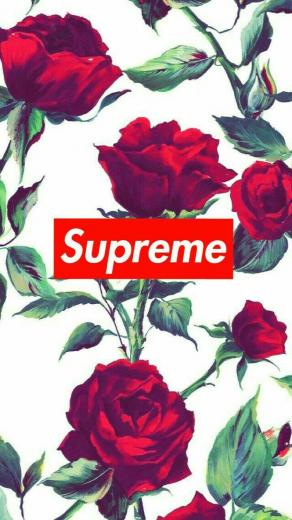 Supreme Floral iPhone Wallpapers   Top Supreme Floral iPhone