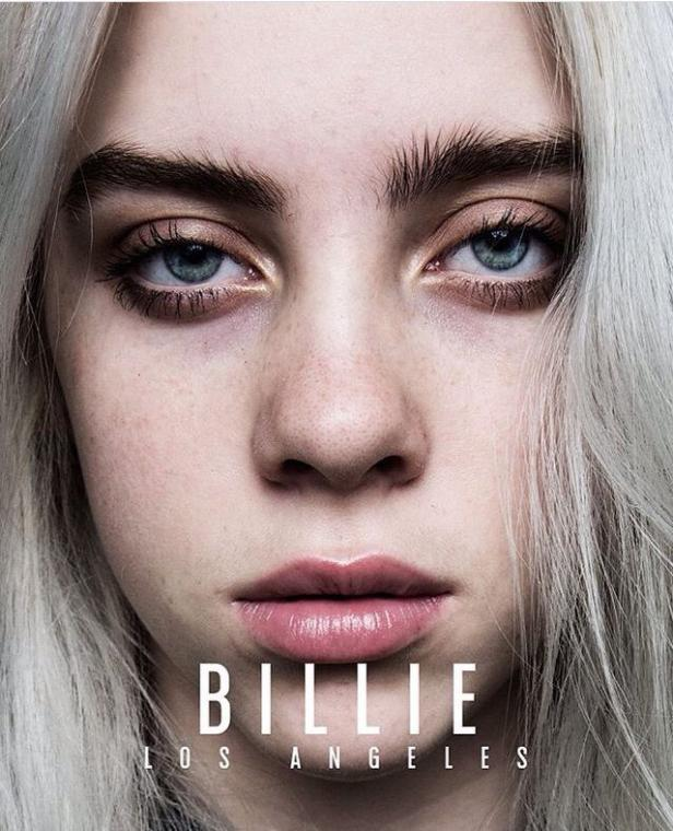Shes so pretty Billie Eilish Pinterest