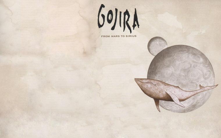 flying mars whales gojira 2222x1392 wallpaper High Quality