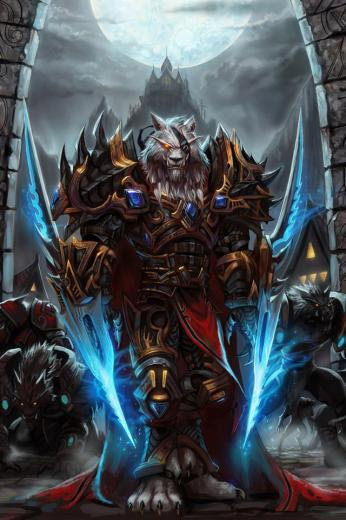 World of Warcraft iPhone 4s Wallpaper Download iPhone Wallpapers