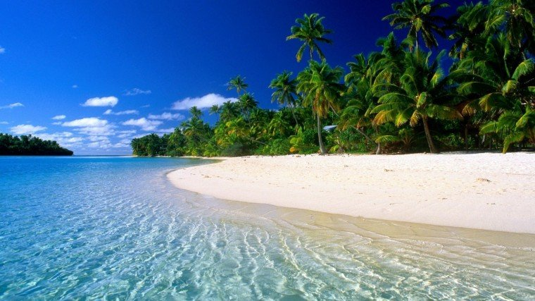 beautiful dream beach 1920x1080 Natural Beautiful Beach HD Wallpaper