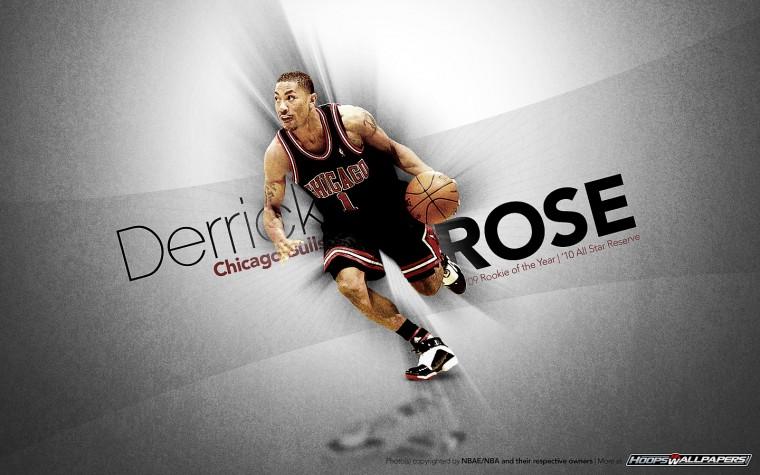 Derrick Rose wallpapers Derrick Rose background