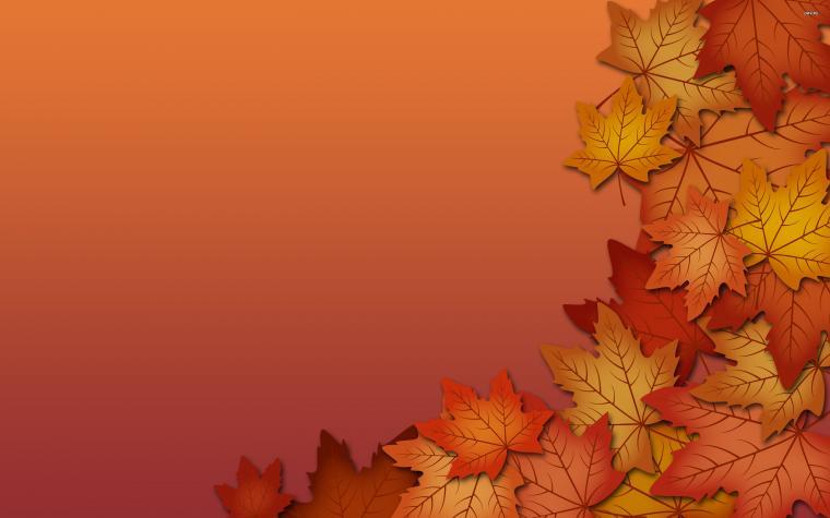 Fall Vector Foliage autumn fall