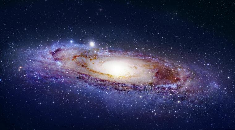 Milky Way Galaxy Wallpapers HD