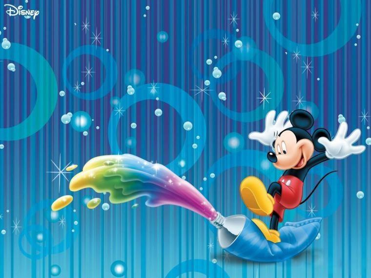 Disney Mickey Mouse Characters Desktop Wallpaper