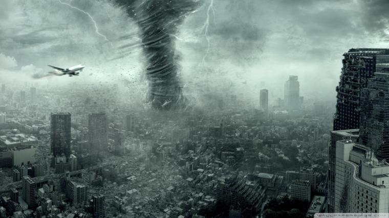Tornado Hell Unleashed Wallpaper Full HD [20481152]
