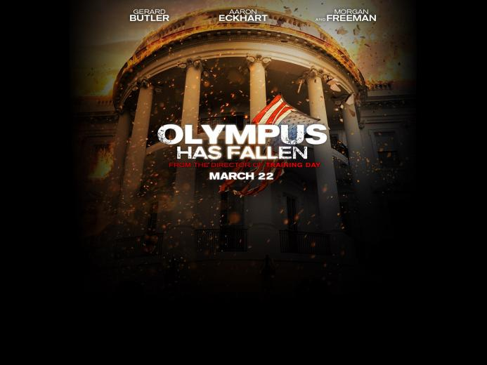 Olympus has Fallen wallpaper Olympus has Fallen hd wallpaper
