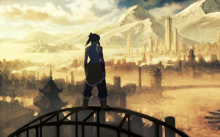 Avatar The Legend Of Korra Wallpapers Backgrounds