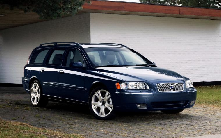 2005 Volvo V70   Wallpapers and HD Images Car Pixel