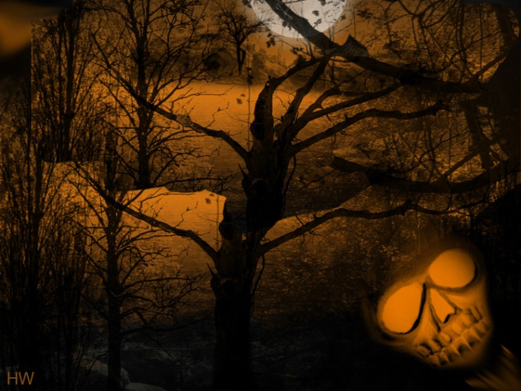 Happy Halloween Wallpapers 3D Happy Halloween Wallpaper