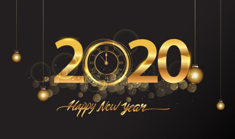 download Happy New Year QuotesWishes Images 2020 [1000x593