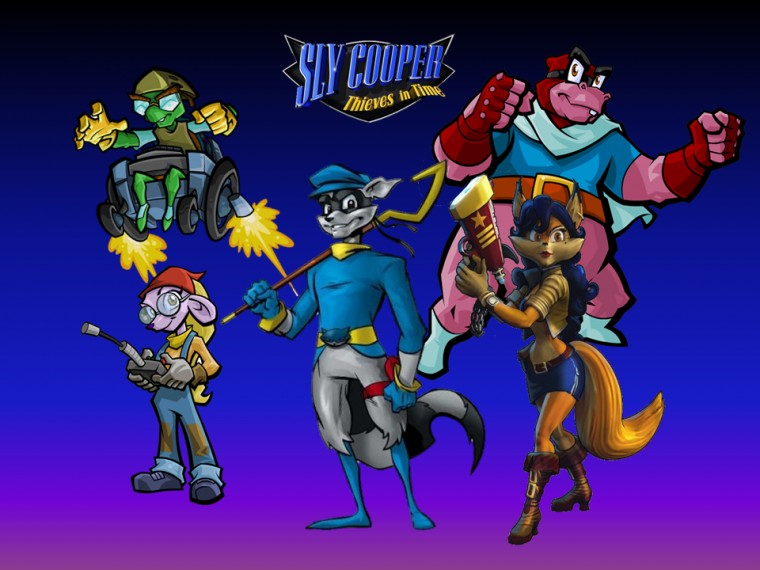 Sly Cooper Wallpaper by 9029561