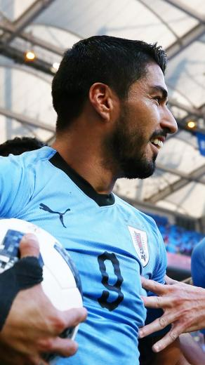 iPhone X Wallpaper Luis Suarez Uruguay 2019 3D iPhone Wallpaper