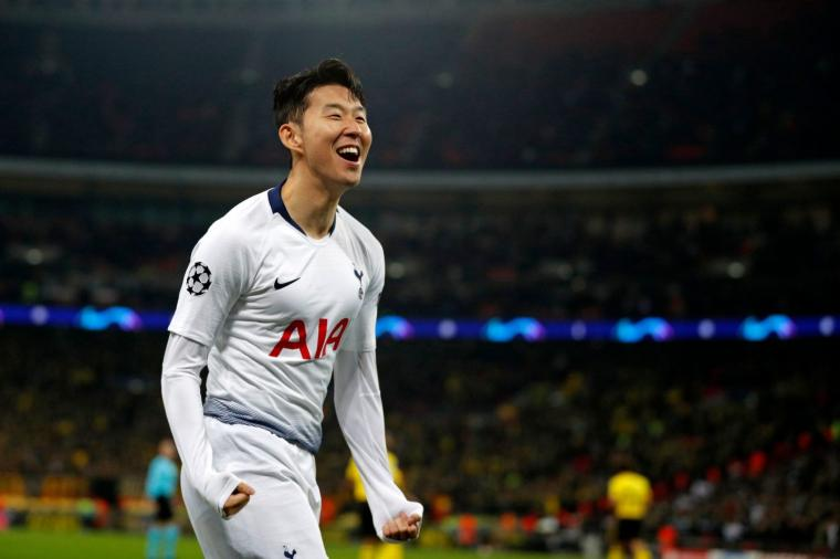Son Heung mins unusual path to becoming one of the Premier