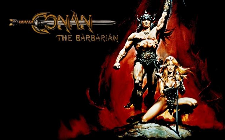 Movie Slots Conan the Barbarian Slot Game