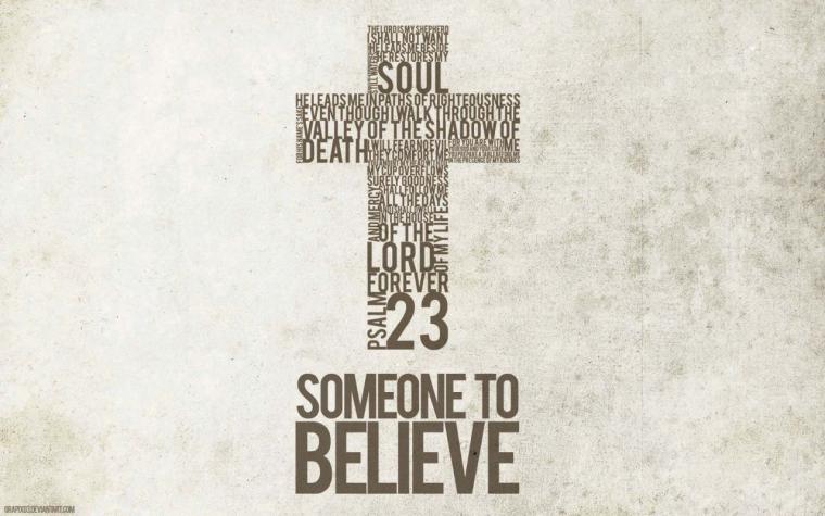 Psalm 23 Verses Wallpaper PicsWallpapercom