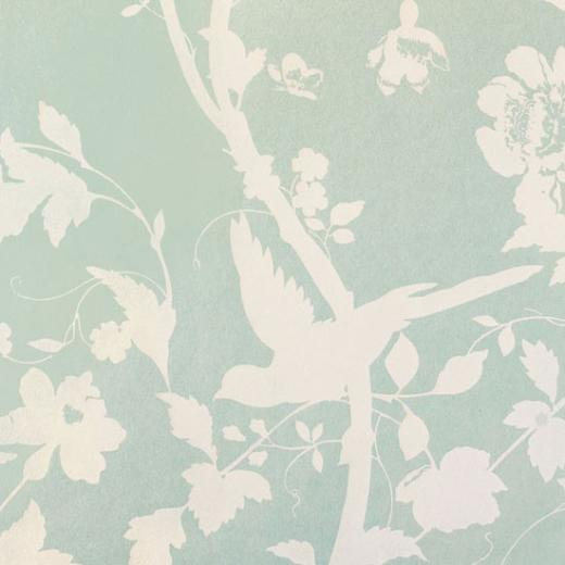 Bird wallpaper from Laura Ashley Statement wallpapers wallpaper