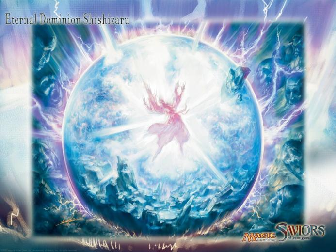 Eternal Domination   Magic the Gathering   Saviors of Kamigawa