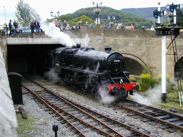 Steam Train Wallpaper Borders 9