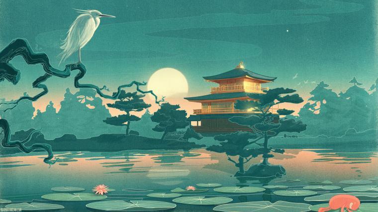 Japanese Computer Wallpapers Desktop Backgrounds 2560x1440 ID