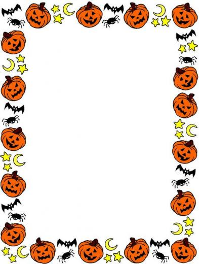 Download image Halloween Clip Art Borders Purple PC Android iPhone