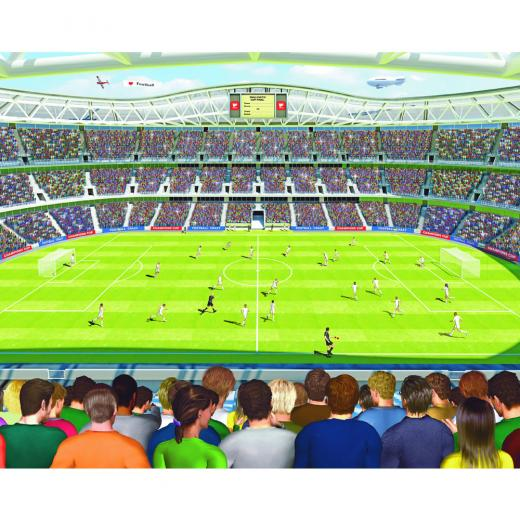 stadium wallpaper murals   wwwhigh definition wallpapercom