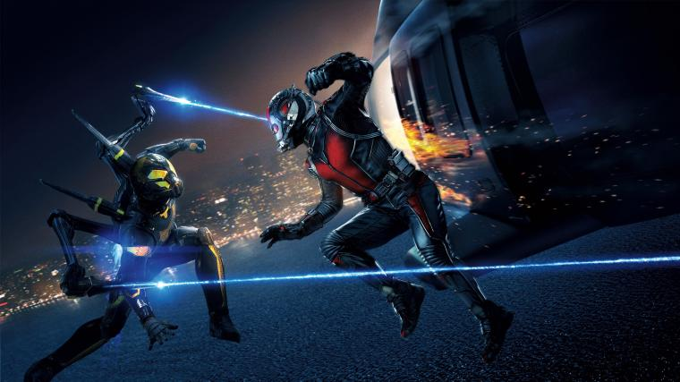 Yellowjacket Ant Man Movie Wallpaper   New HD Wallpapers