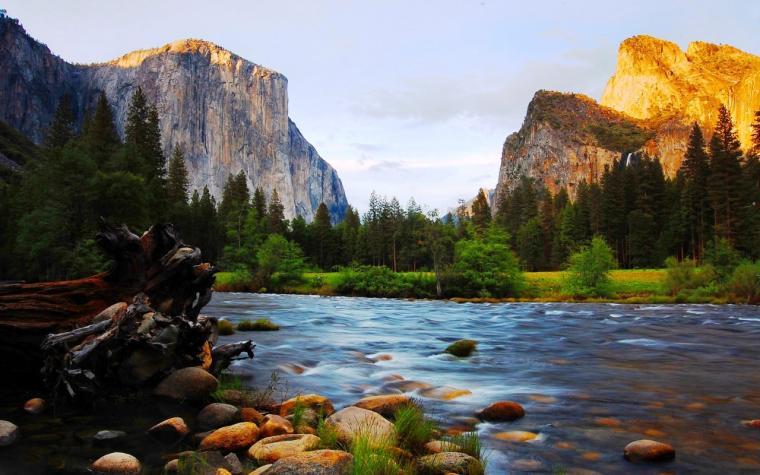 Yosemite National Park Wallpapers HD