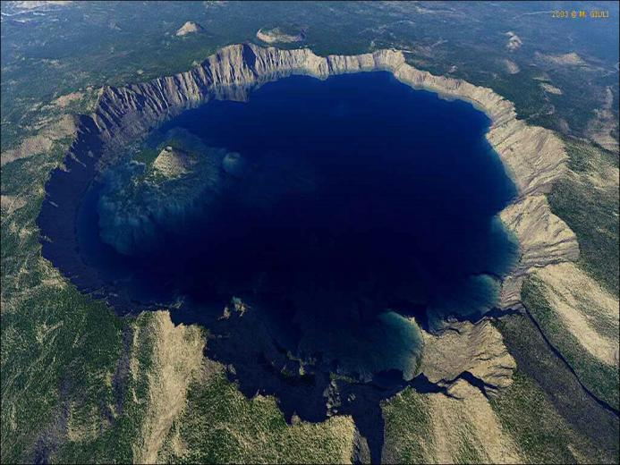 Crater Lake National Park Hd 7 Background   Trendy Wallpapers