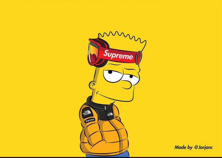 High Bart Simpson Supreme Wallpapers   Top High Bart Simpson