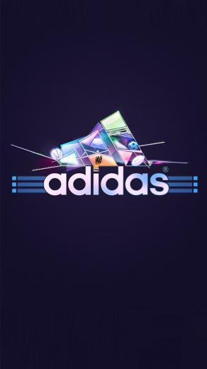 Adidas Logo 4 iPhone 5 wallpapers Background and Wallpapers