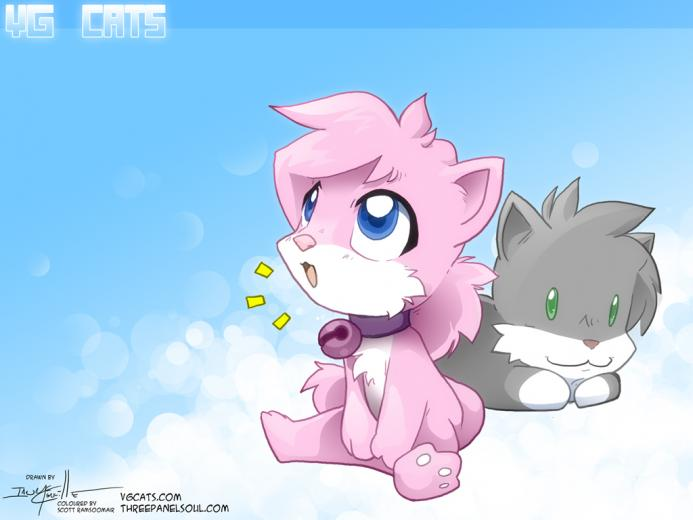 Kawaii Kittens Wallpaper Kawaii Wallpapers