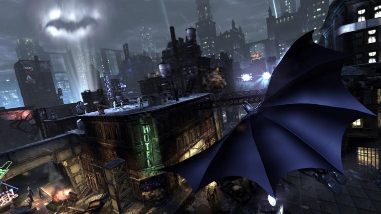 Batman Arkham City Wallpapers 1920x1080 City wallpapers arkham