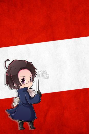 Hetalia iWallpapers   Austria by Dreamweaver38