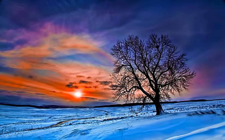 beautiful nature winter wallpaper Ribhu Vashishtha