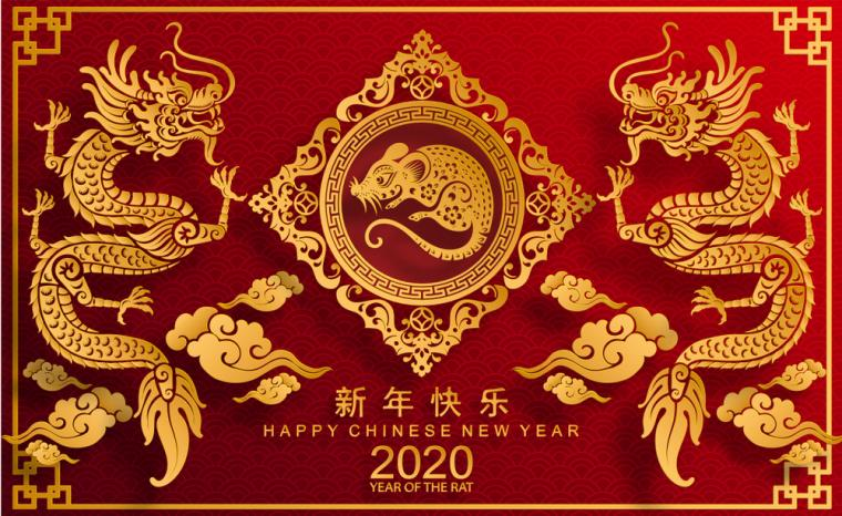 Happy Chinese New Year Quotes 2020 NewYear2020