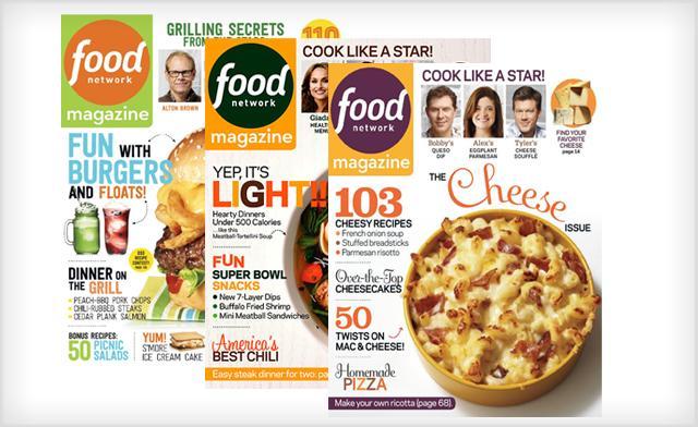 Food Network Magazine 12 High Resolution Wallpaper Wallpaper