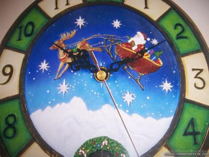 Xmas Clock Countdown Screensaver New Calendar Template Site
