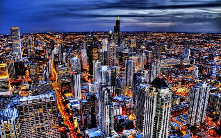 City lights HD Wallpapers Hd Wallpaper