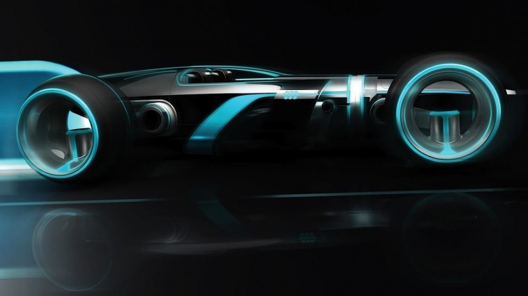 Tron Super Lightcycle HD Wallpapers HD Wallpapers