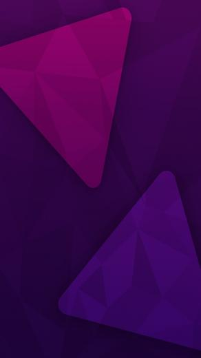 Purple Geometry Triangle iPhone 5s Wallpaper Download iPhone
