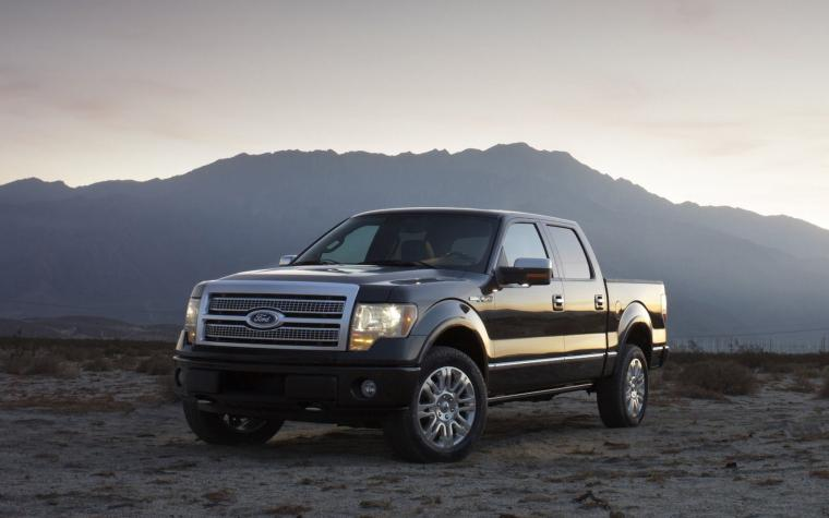 Ford F 150 FX4 Wallpaper