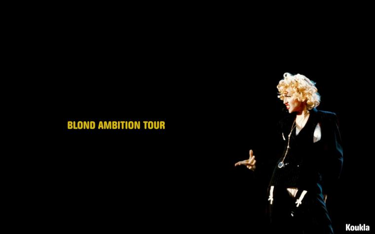 Blond Ambition Tour Wallpaper MADONNA FANMADE ARTWORKS